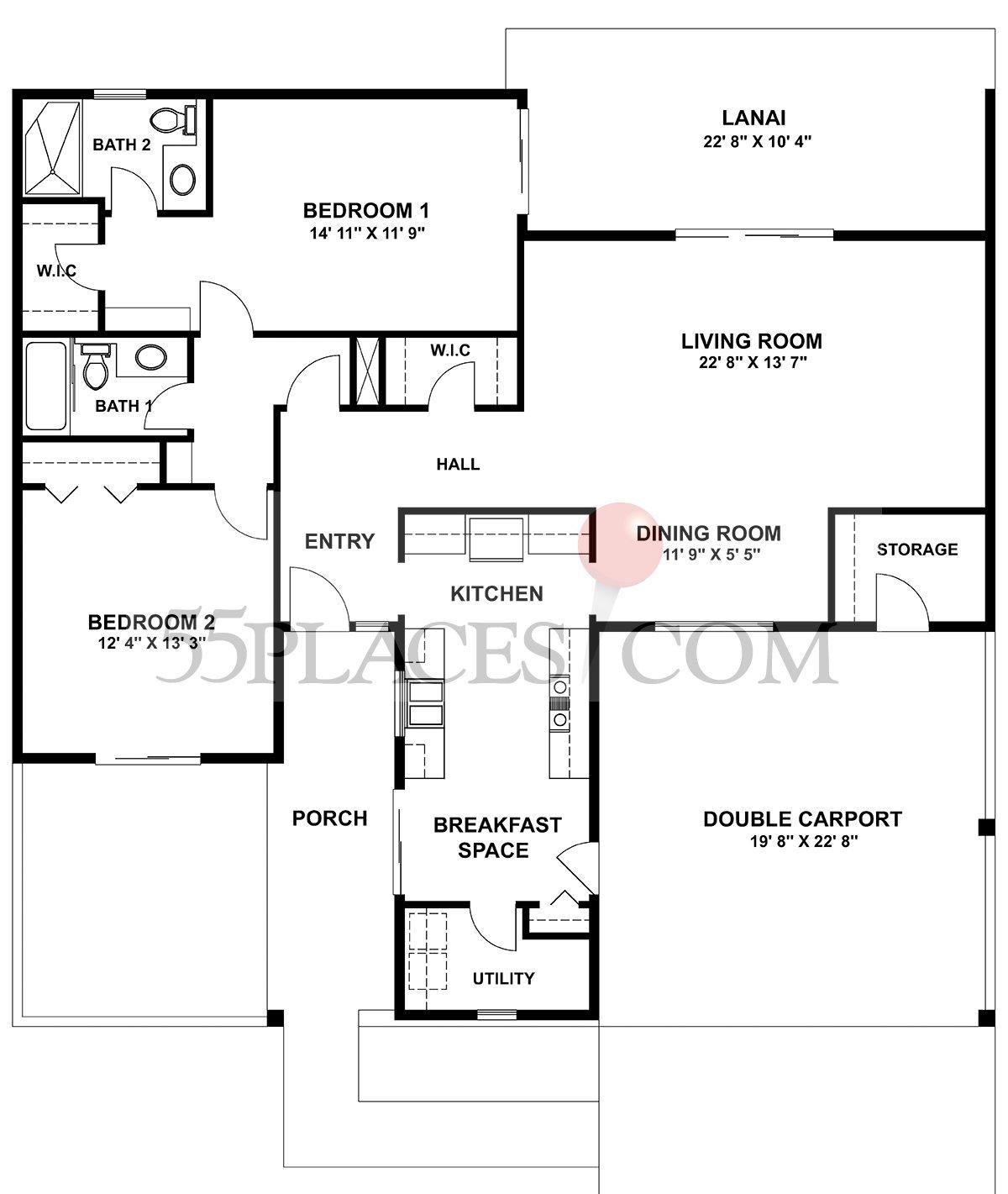 Duplex (A-23)