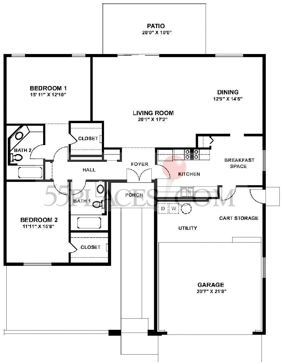 Duplex (D302)