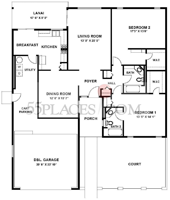 Duplex (D-7822)