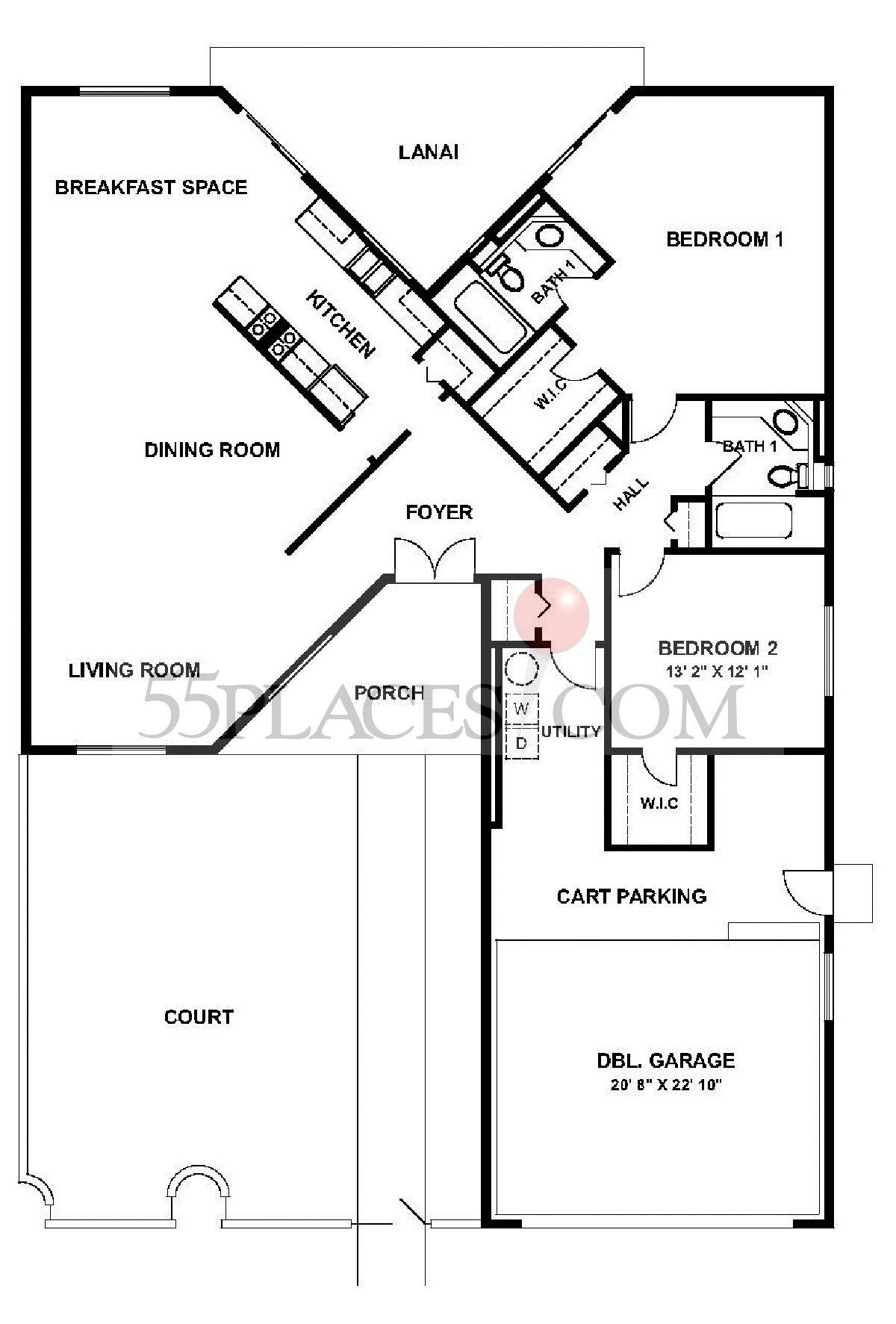 Duplex (D-7824)