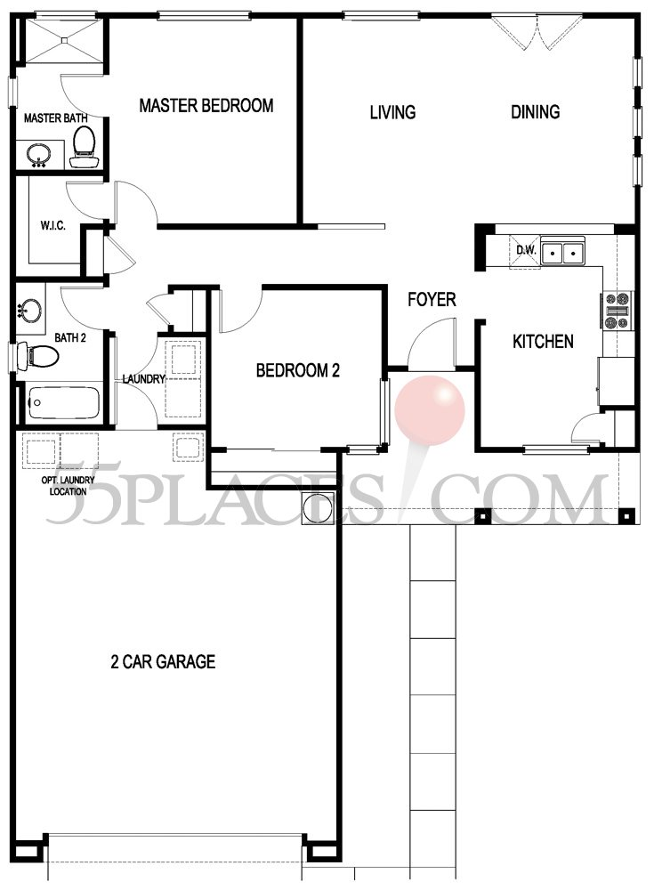 Sun City Macdonald Ranch Floor Plans Floor Matttroy