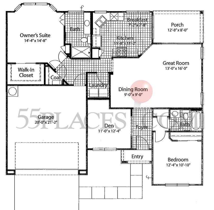 Macy S Herald Square Floor Plan: Sun City Hilton Head