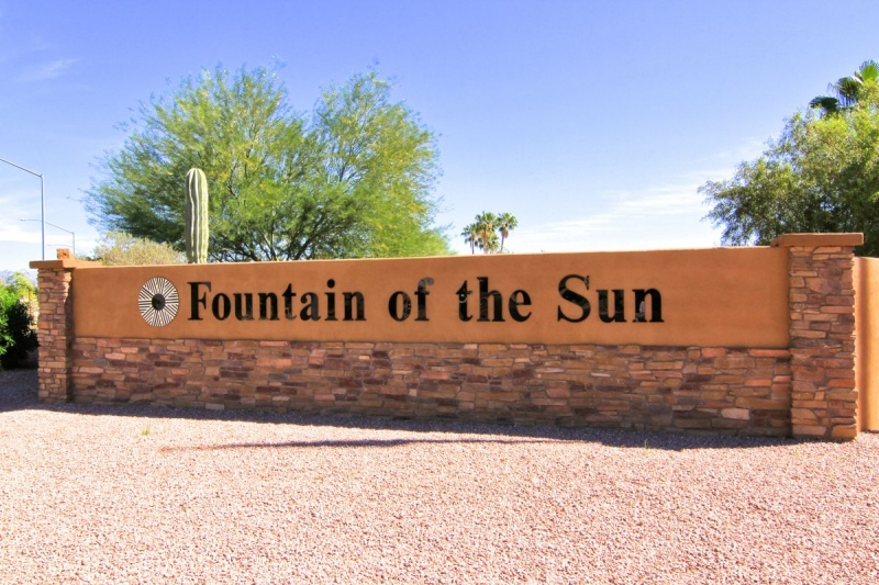 Fountain of the Sun - Mesa, AZ