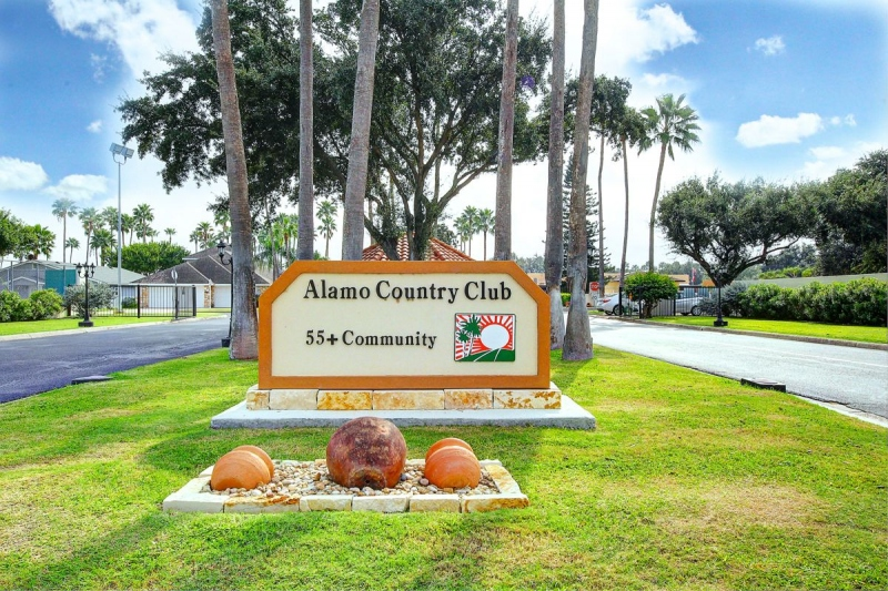 Alamo Country Club - Alamo, TX