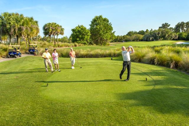 Championship and Executive Golf Courses
