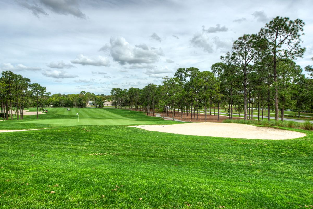 The Grand Pines 18-Hole Championship Golf Course
