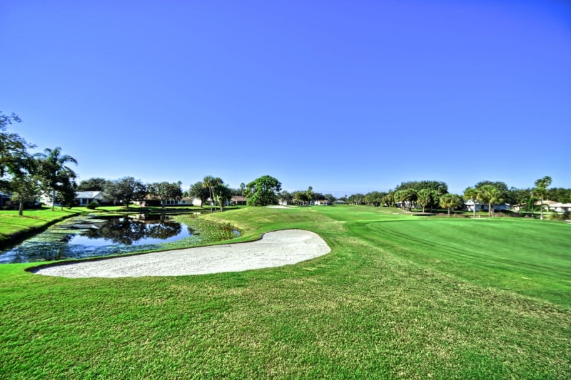 18-Hole Golf Course