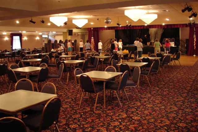 Ballroom and Dance Floor