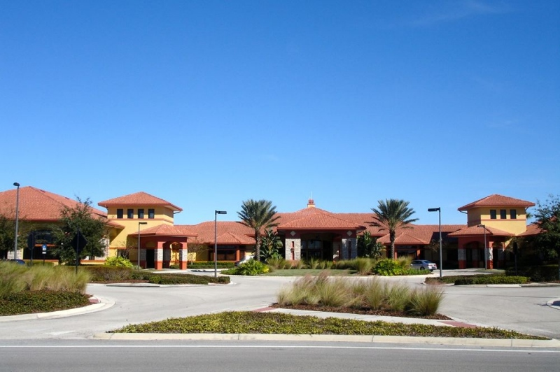 Heritage Isle Clubhouse - 21,000 Sq. Ft.