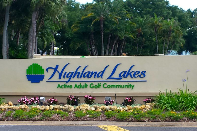 Highland Lakes on Lake Tarpon - Palm Harbor, FL