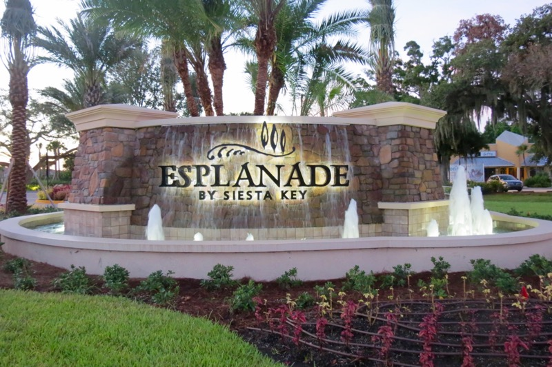 Esplanade by Siesta Key