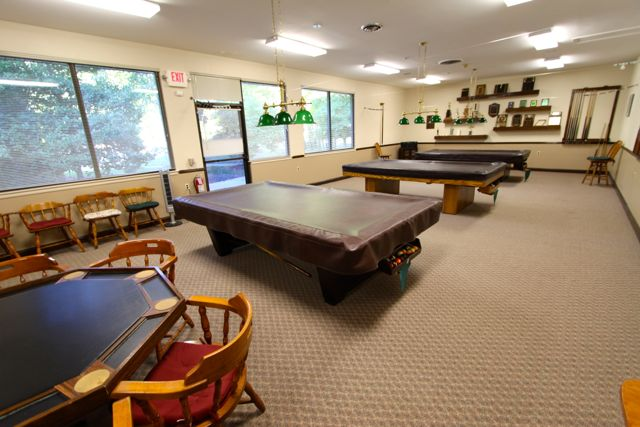 Billiards & Card Room