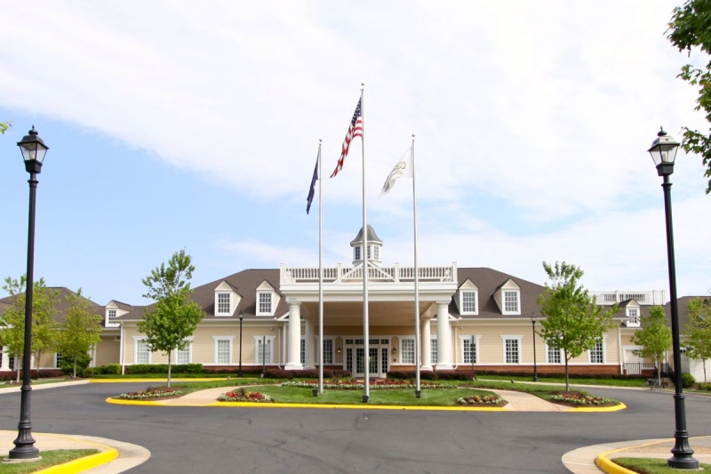 Regency At Dominion Valley Haymarket Va Retirement Communities 55places