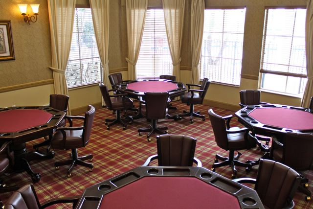 2 Card Rooms