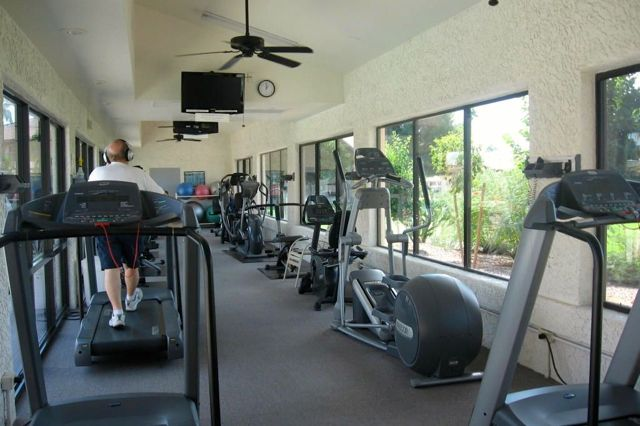 2 Exercise Rooms