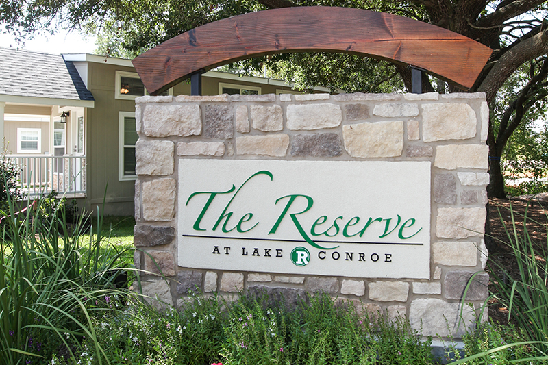 The Reserve at Lake Conroe