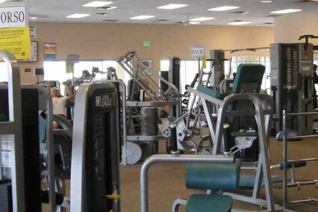 Fitness Center - 10,000 Sq. Ft.