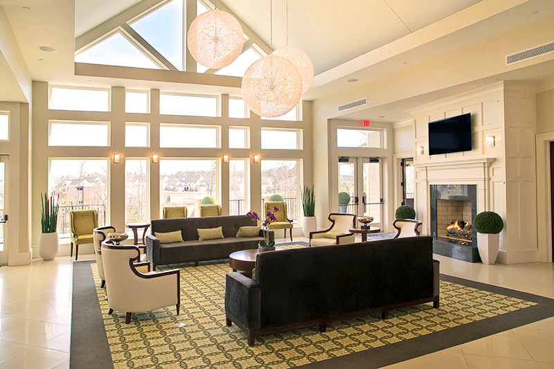 Piedmont Hall Clubhouse - 37,000 Sq. Ft.