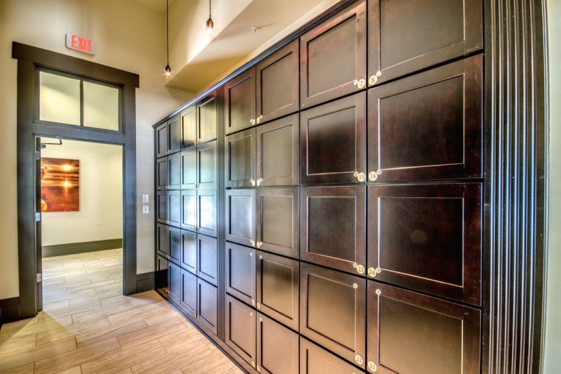Clubhouse Lockers