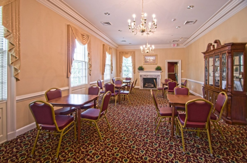 Marsh Mansion Meeting Room