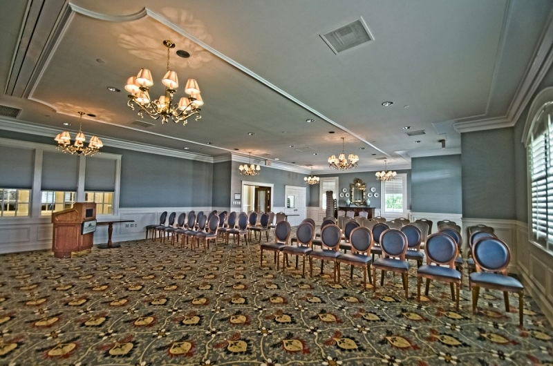 Meeting & Activity Rooms