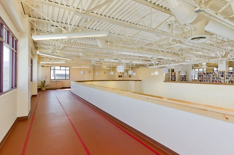 Indoor Walking Track