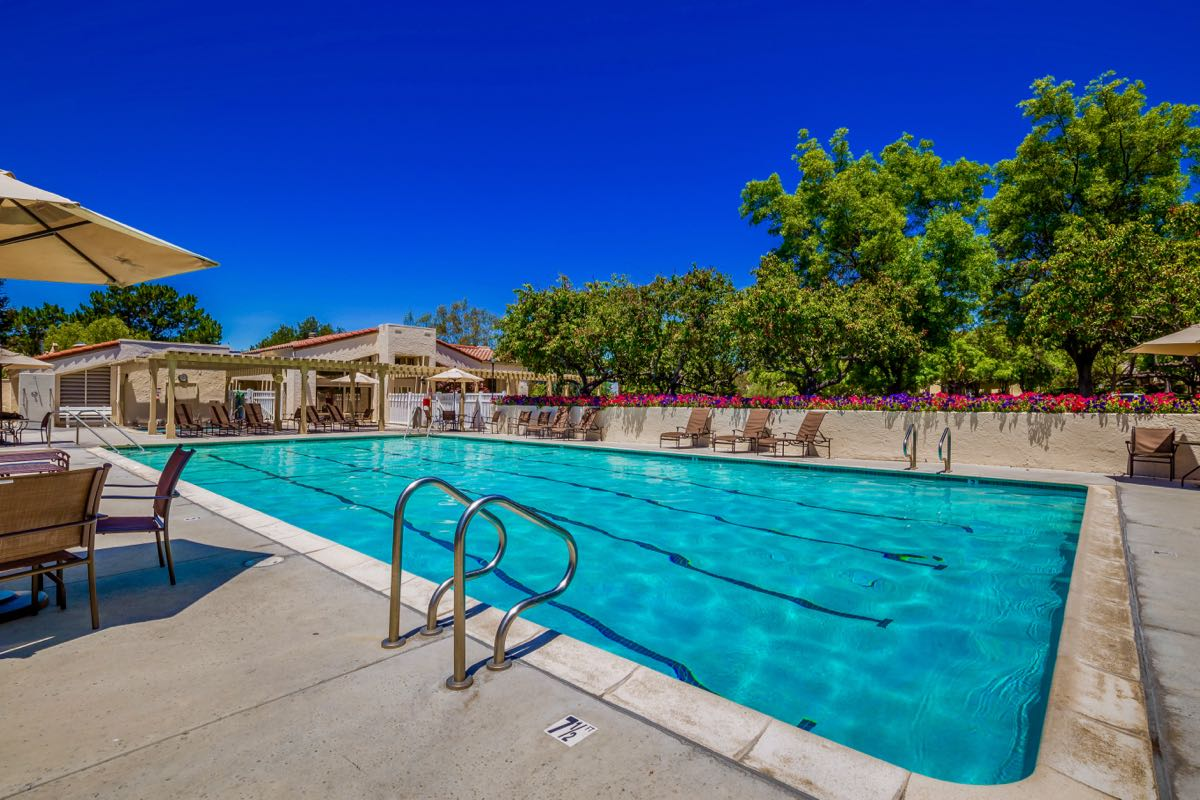 Foothill Center Outdoor Pool