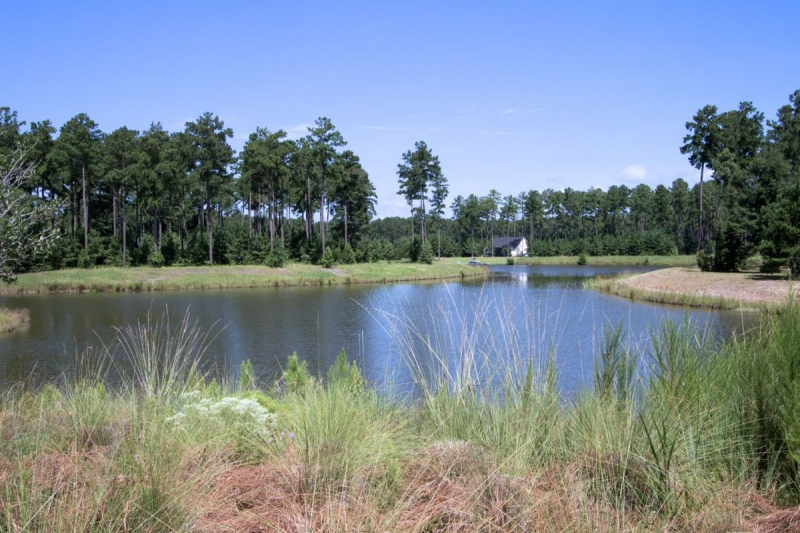 155-Acre Private Lake