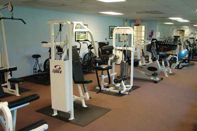 Cardiovascular and Weight-Training Equipment