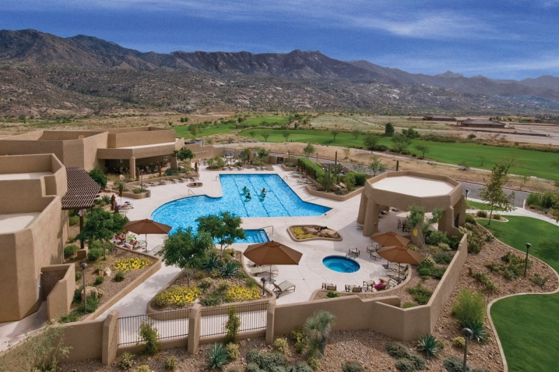 Saddlebrooke tucson az active adult community 55 for Cost to build a house in arizona