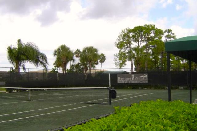 8 Lighted Har-Tru Tennis Courts