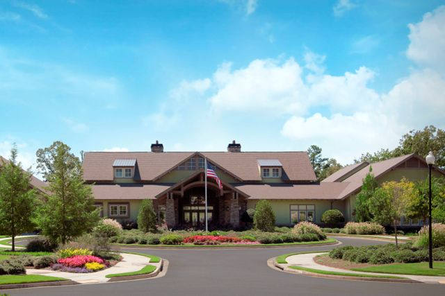 Grand Clubhouse - 28,000 Sq. Ft.