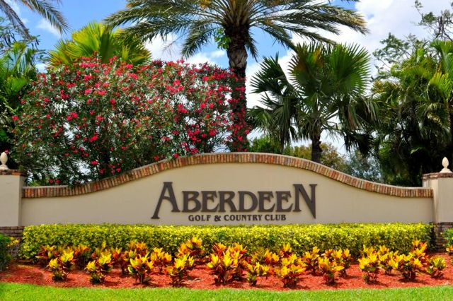 Aberdeen Golf & Country Club - Boynton Beach, FL