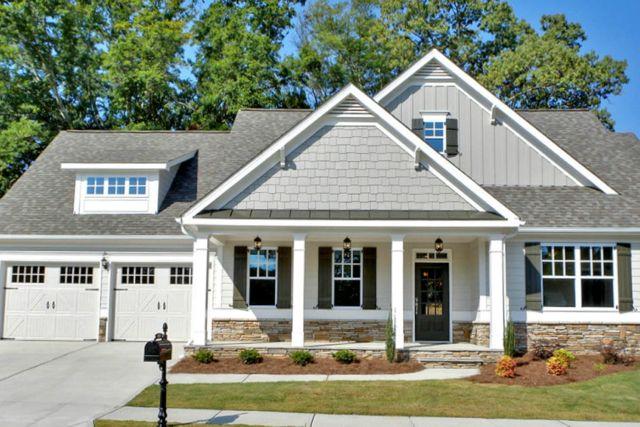 New Retirement Homes Construction Woodstock Ga