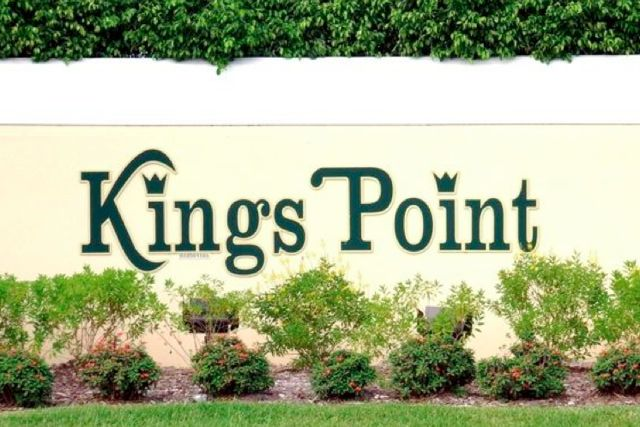 Kings Point in Delray Beach
