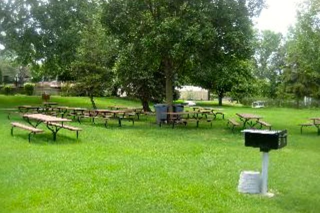 Picnic & BBQ Areas