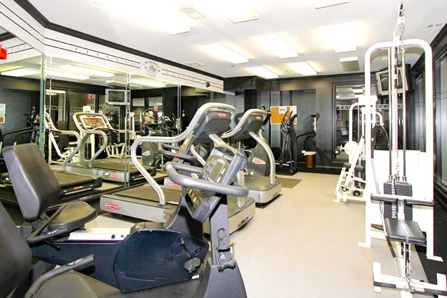Churchill Club Fitness Center