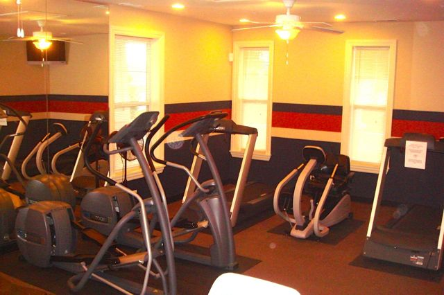 Steeplechase Exercise Room