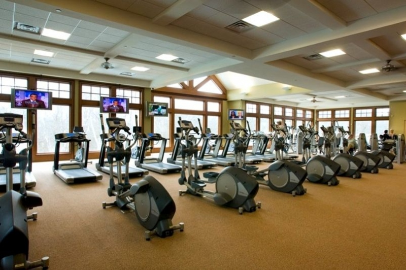 State-of-the-Art Fitness Center