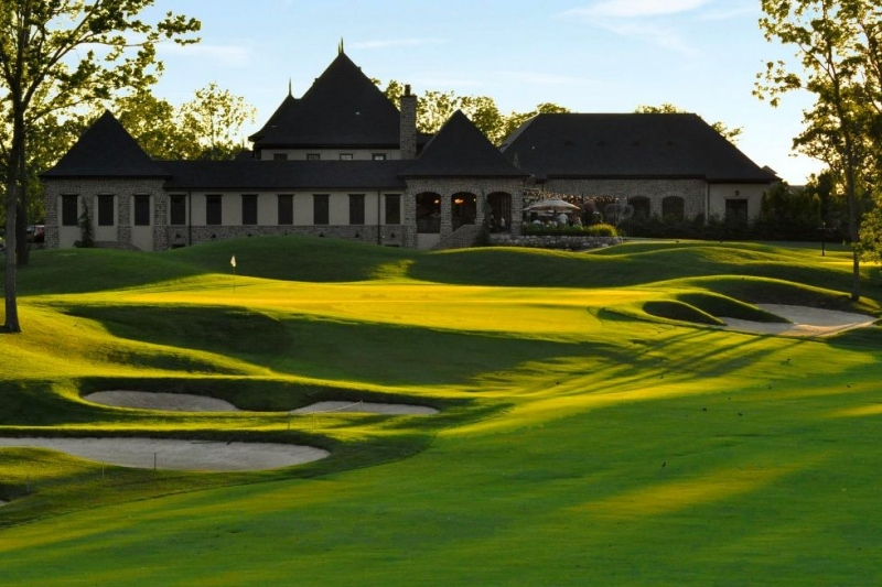 Grove City Golf Course Restaurant