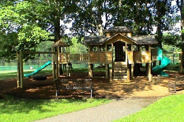 Playgrounds for Grandkids