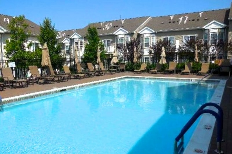 Outdoor Pool & Patio