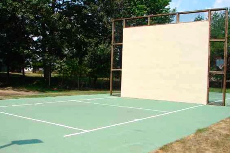 Tennis Practice Facilities