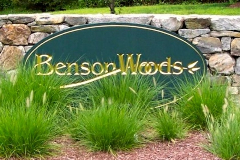 Benson Woods - Middlebury, CT