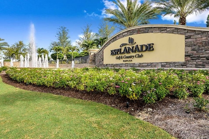 Esplanade Golf & Country Club of Naples - FL