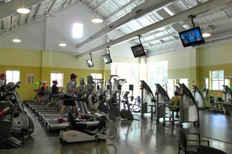 YMCA Fitness Center