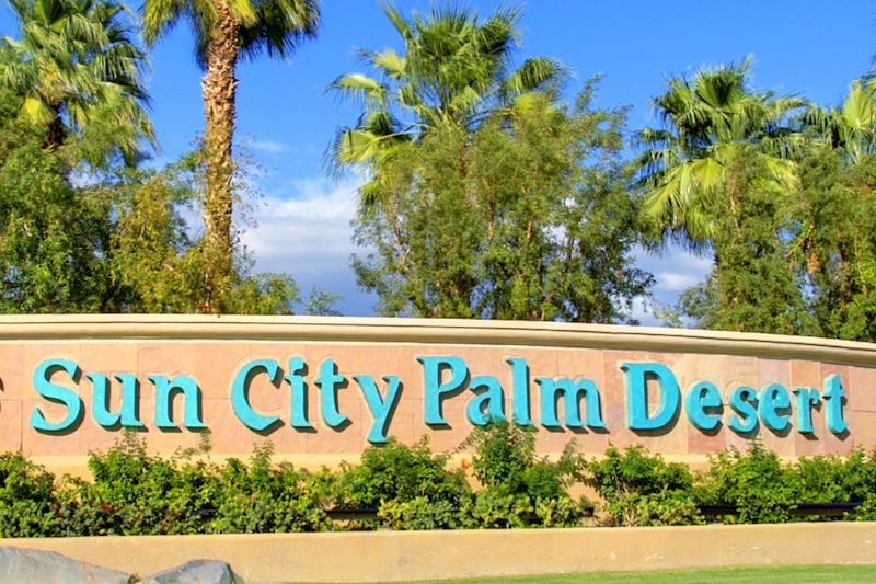 Sun City Palm Desert