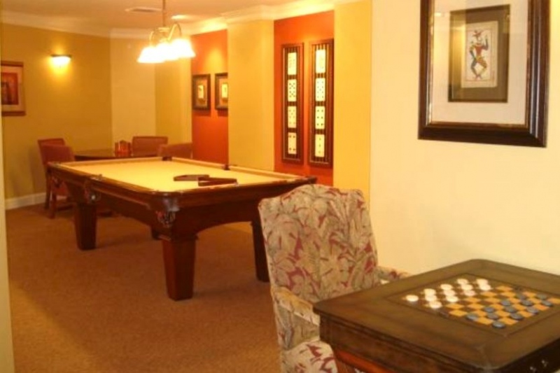 Billiards & Game Room
