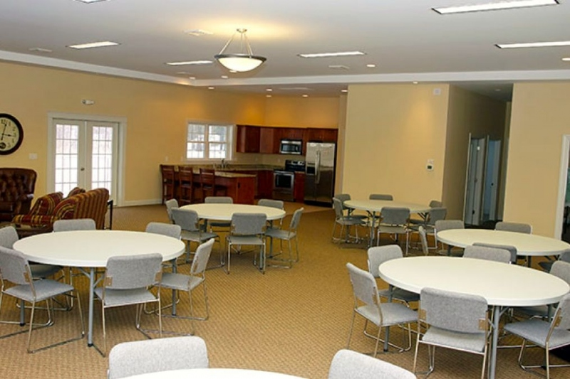 Catering Kitchen & Banquet Room