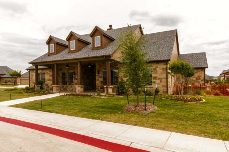 Villas of Stone Glen - Keller, TX